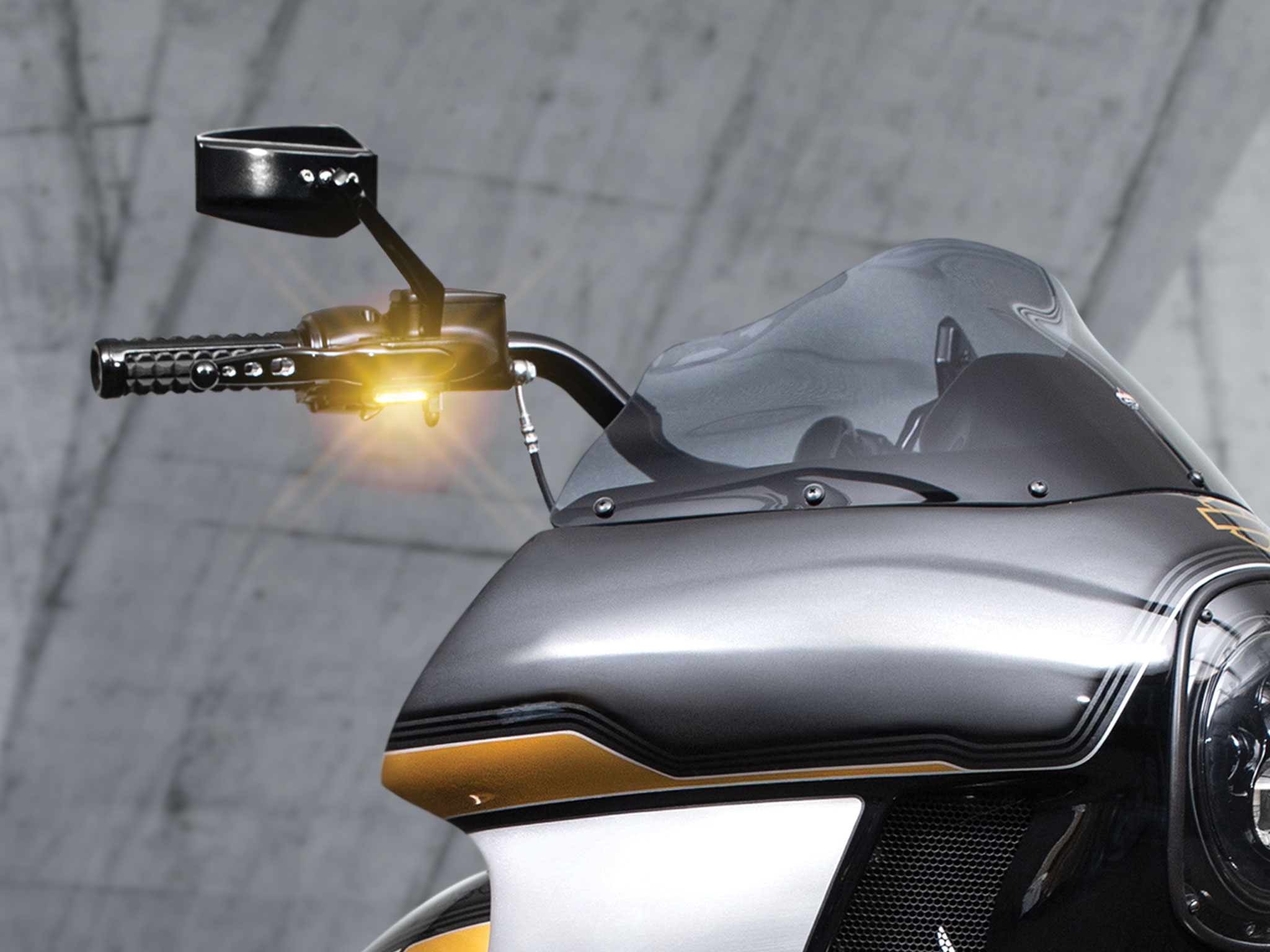 nano series winglets blinker